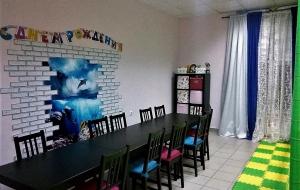 Обеденная зона для детей в Коломне