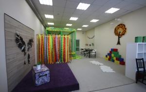 Новый зал для детских игр в Коломне