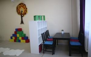 Игровой зал с кубиками в Коломне