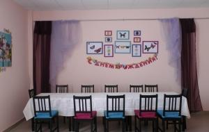 Детское застолье в Коломне