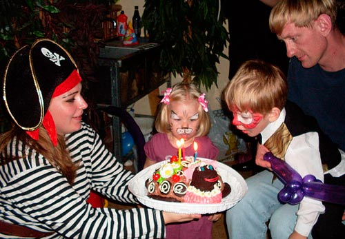 Торт на детский день рождения в г Коломна