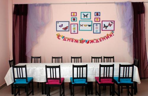 Место для детского праздника в Коломне