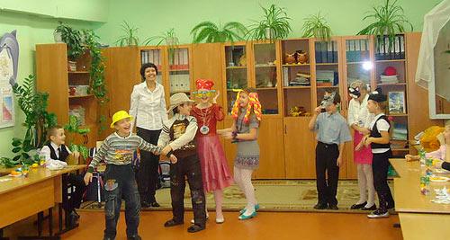 Детский праздник в Коломне