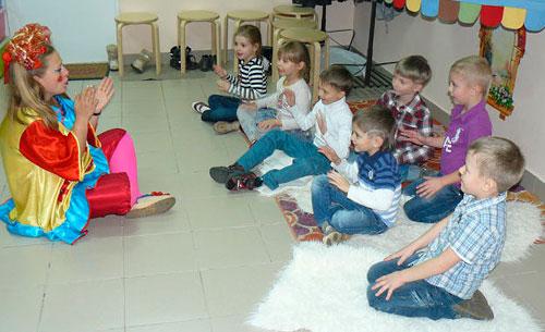 Развлекательные программы для детей