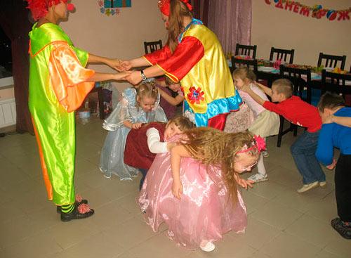 Клоуны на детский праздник в Коломне