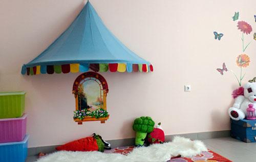 """Площадка для детских праздников в офисном центре """"Легион"""""""