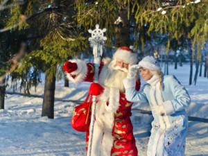 Увлекательный праздник с Дедом Морозом