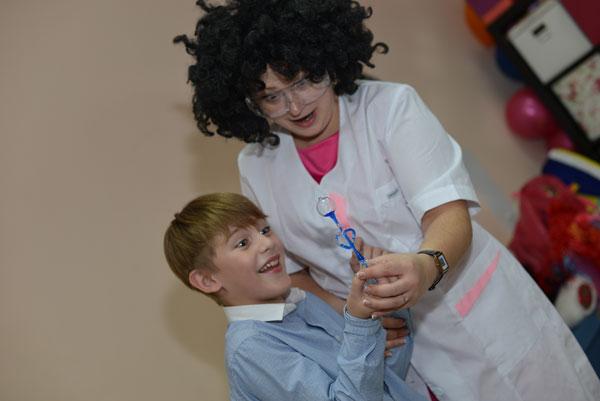 Научное шоу для детей в Коломне