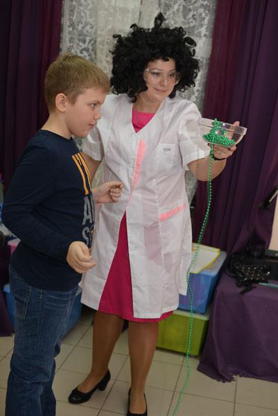 Наука для детей