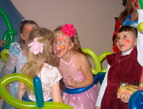 Организация праздника для детей в агентстве Клоун Морожок