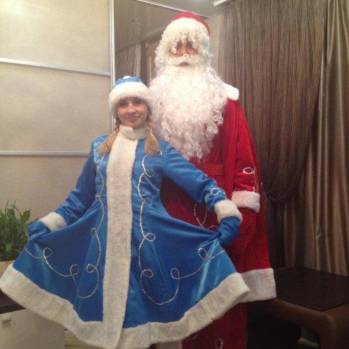 Дед Мороз со скидкой для коллективных заказов