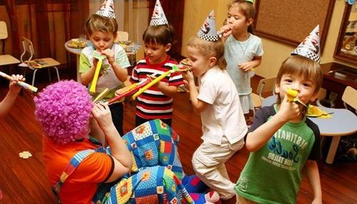 Детские развлекательные программы