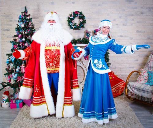 Заказать поздравления от Деда Мороза недорого