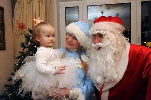 Заказать услуги Деда Мороза и Снегурочки