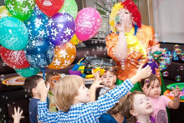 Организации детского мероприятия