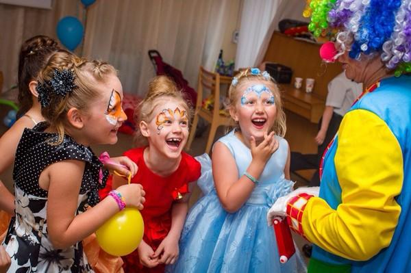 Увлекательные программы для детских праздников