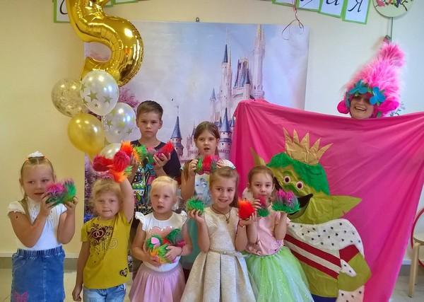Профессиональное проведение детских праздников в Коломне