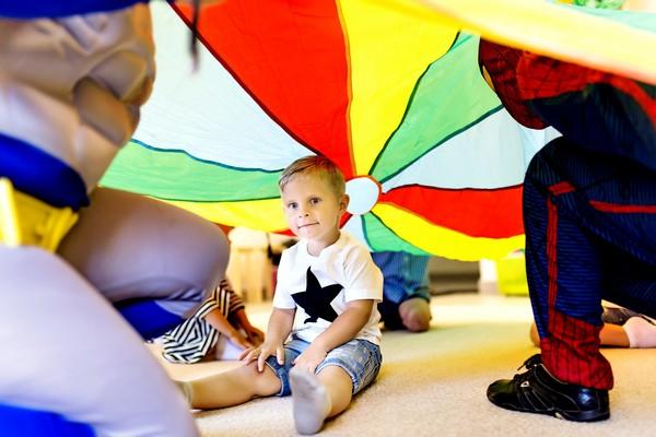 Веселый день рождения в Коломне для детей