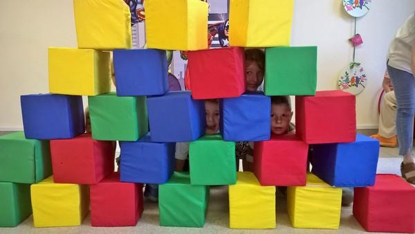 Детское пати в Коломне