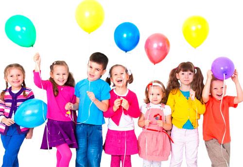 Детские праздники с аниматорами в Коломне