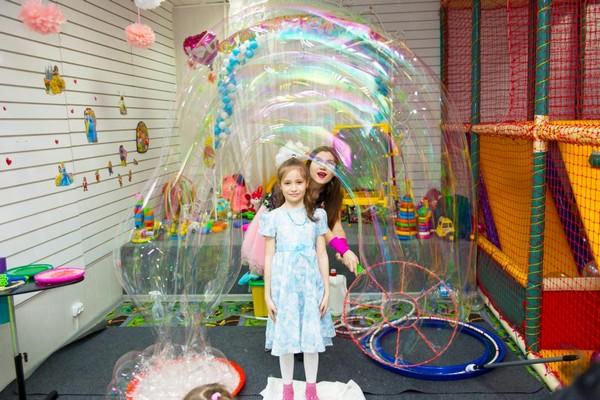 Шоу-программы и мыльные пузыри для детей в Коломне