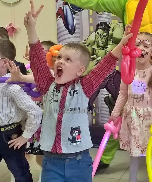 Помещение для детских праздников
