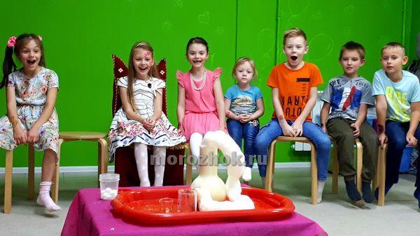 Профессиональные детские шоу программы в Коломне